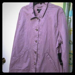 A.N.A. Blazer jacket.